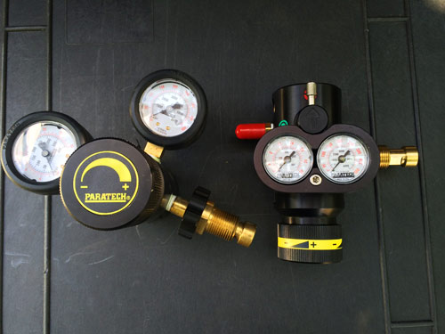 Paratech G2 regulator