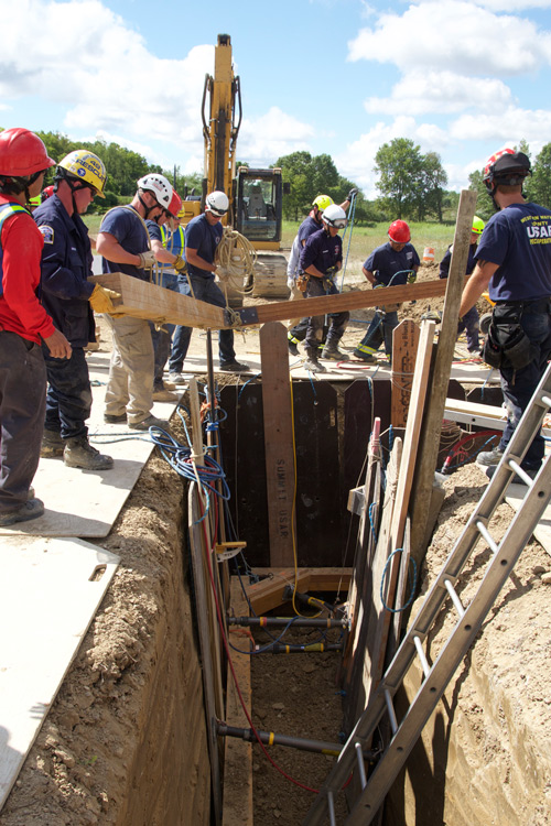 Trench Rescue LVL Waler